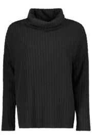 Dylan by True Grit Sweater Knit Cowl Neck - Product Mini Image