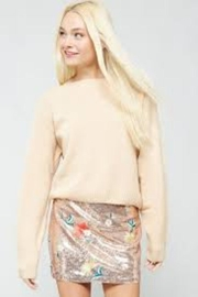 Promesa Sweater Natural - Front full body