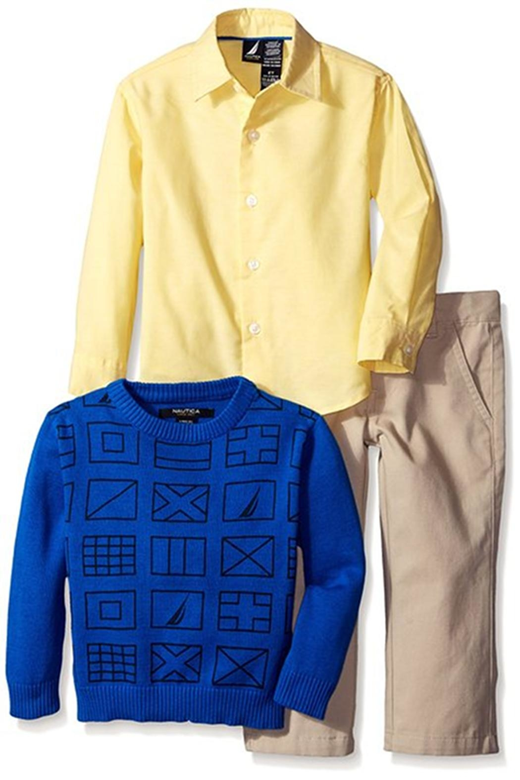 Nautica Sweater Pants Set - Main Image