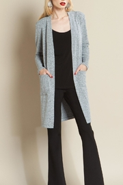 Clara Sunwoo Sweater Pocket Cardigan - Product Mini Image