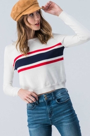 debut Sweater Stripe - Product Mini Image