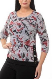 Bali Corp. Sweater Top - Product Mini Image