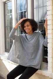 Mer Sea & Co Sweater Travel Wrap - Back cropped