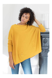 Mer Sea & Co Sweater Travel Wrap - Front cropped