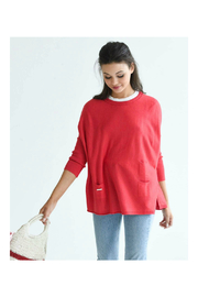 Mer Sea & Co Catalina Sweater - Front full body