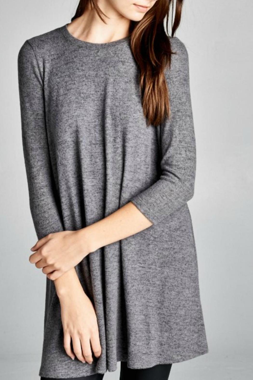 Sweater Tunic Dress from Mississippi by Irie Boutique — Shoptiques