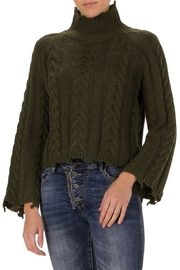 Elan Sweater with bell sleeve - Product Mini Image