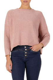 Elan  SWEATER WITH CROSS BACK - Product Mini Image