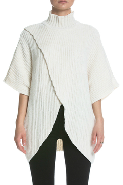Elan Sweater with crossed front - Product List Image