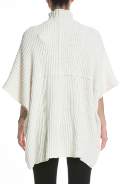 Elan Sweater with crossed front - Alternate List Image