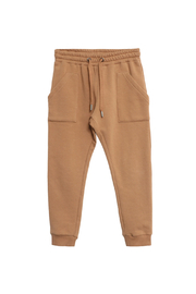 Wheat Sweatpants Nuno Caramel - Product Mini Image