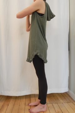 Shoptiques Product: Sweatshirt Tank Dress