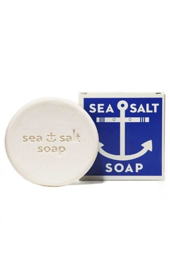 Swedish Dream Seasalt Travel Soap - Product List Image