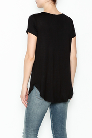 Sweet Claire Short Sleeve Tee - Back cropped