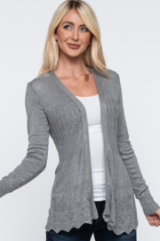 Downeast  Sweet & Classy Cardi - Front cropped
