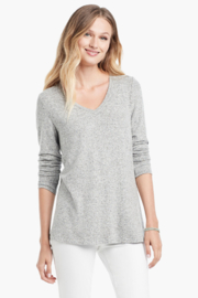 Nic + Zoe  Sweet dreams V neck top - Product Mini Image