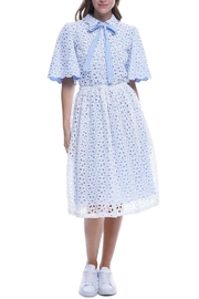 English Factory Sweet Eyelet Dress - Product Mini Image