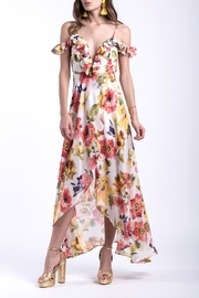 DOLCICIMO Sweet Floral Dress - Product Mini Image