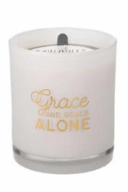 Bridgewater Candle Company SWEET GRACE NOTEABLES CANDLE GRACE ALONE - Product Mini Image