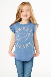 Chaser Sweet Heart Shirt - Front cropped