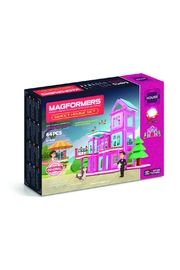 Magformers Sweet House Set - Front cropped