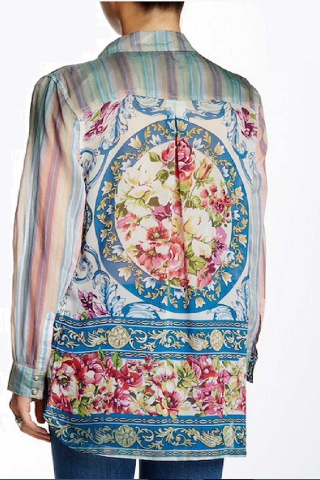 Aratta Sweet Innocence Blouse - Front Full Image