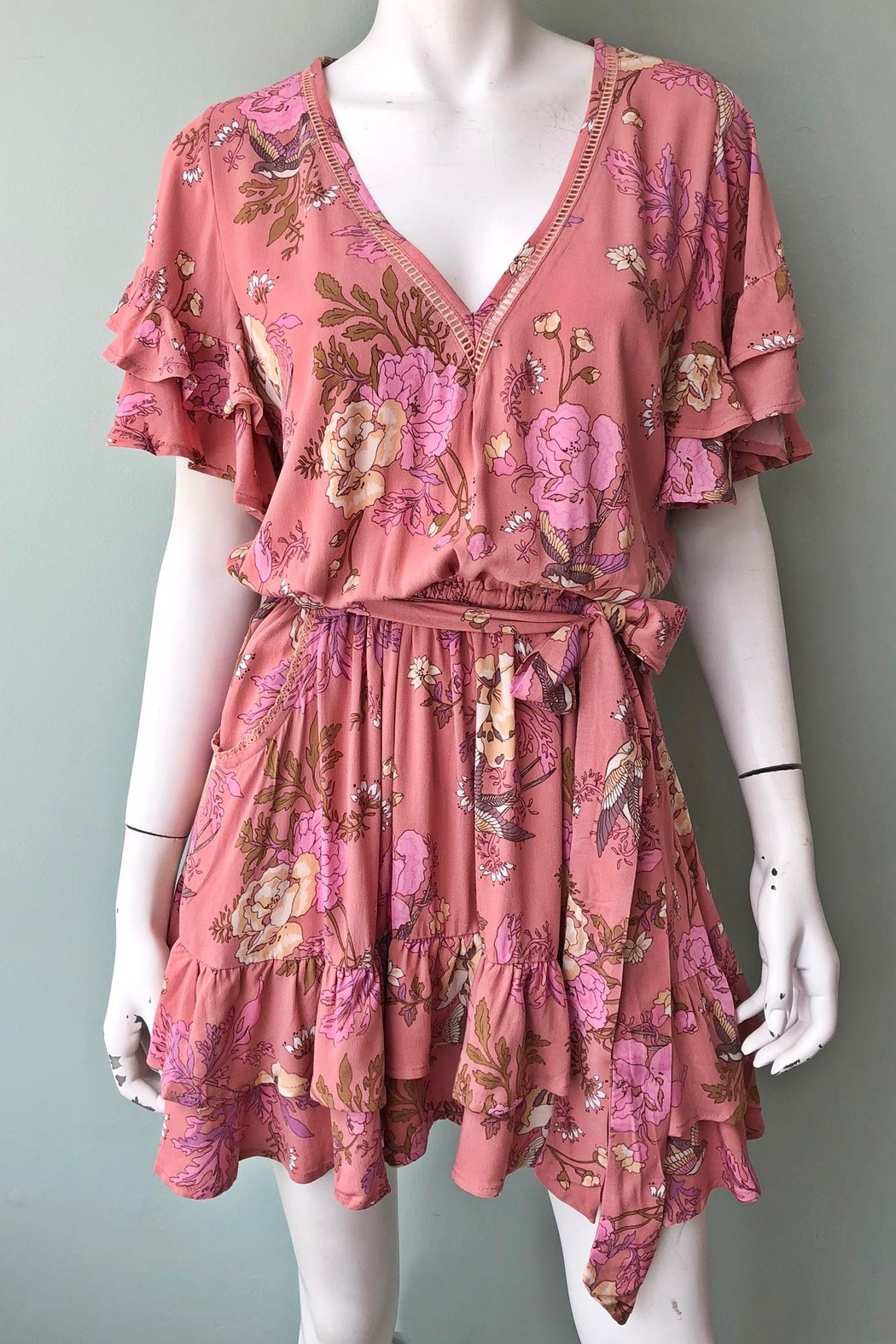 Spell & the Gypsy Collective Sweet Jane Dress - Front Full Image