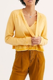 Free People Sweet Jane Pullover - Front cropped