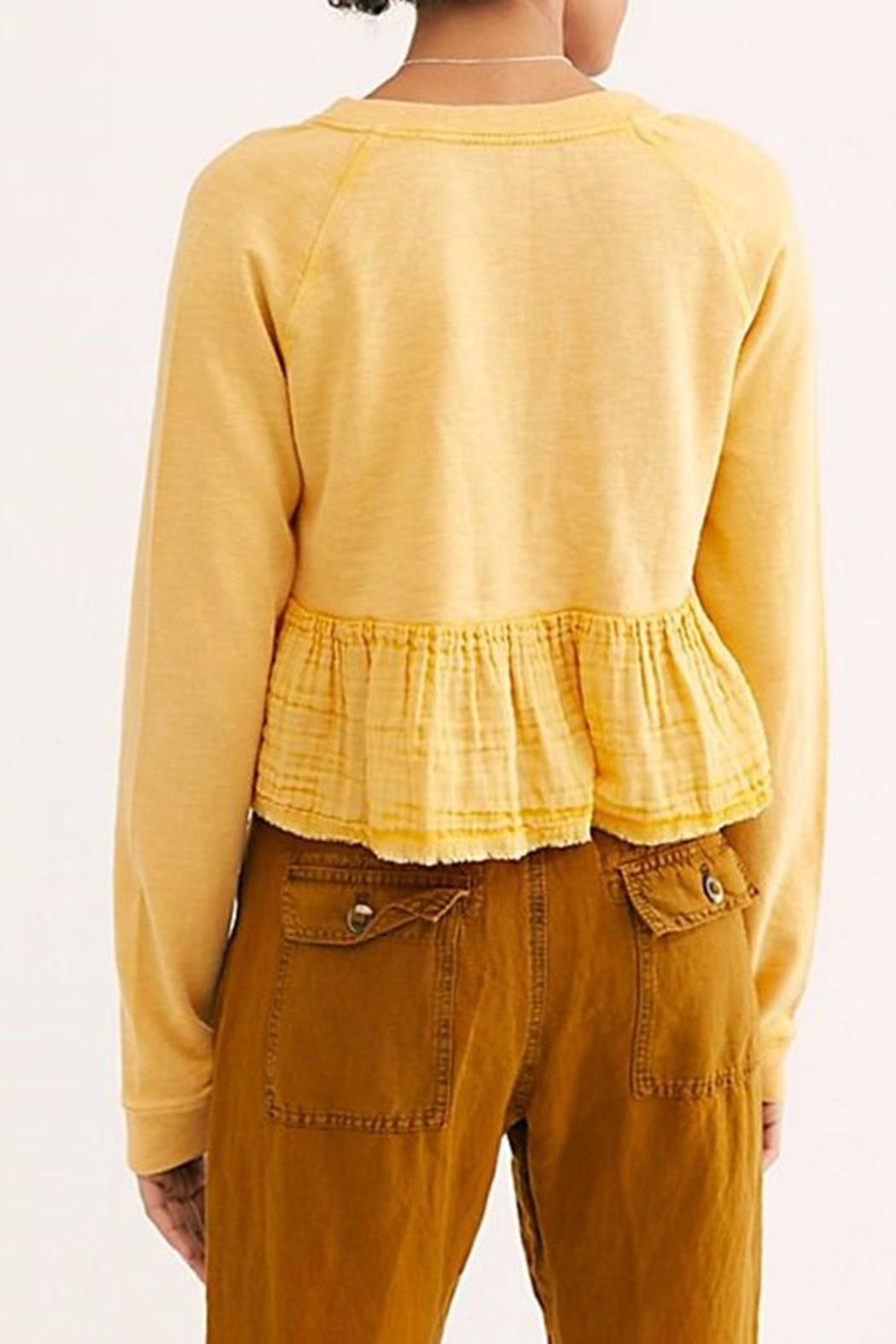 Free People Sweet Jane Pullover - Front Full Image