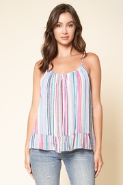 Sugarlips Sweet Like Candy Striped Cami - Product Mini Image