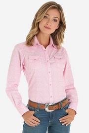 Wrangler Sweet Pink Snap-Up - Product Mini Image