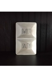 Rae Dunn Sweet Salty Divided-Dish - Product Mini Image