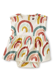 Tea Collection Sweet Sightings Baby Dress - Front cropped