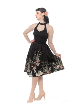 Rebel Love Clothing Sweet Sixteen Swing-Dress - Product List Image