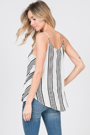 ee:some Sweet & Stripes Top - Product Mini Image