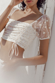 Le Lis Sweet Summertime top - Front cropped