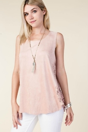 Vocal SWEET TEA TOP - Front cropped
