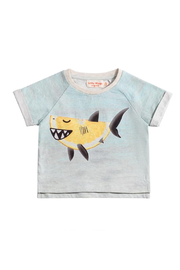 Paper Wings Sweet Tooth Cuff T-Shirt - Front cropped