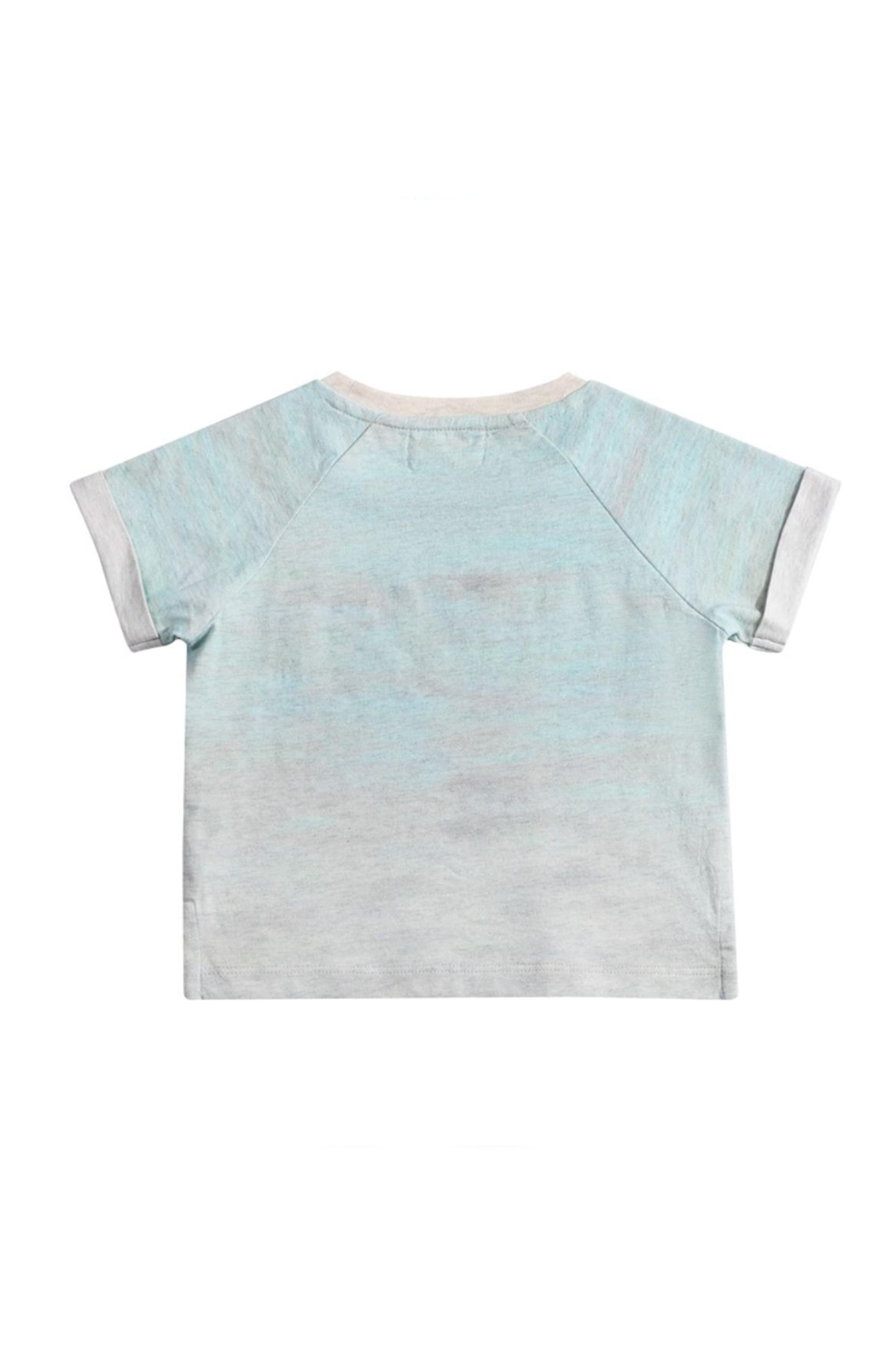Paper Wings Sweet Tooth Cuff T-Shirt - Side Cropped Image