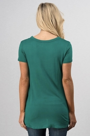Sweet Claire Clover Grapic Tee - Side cropped