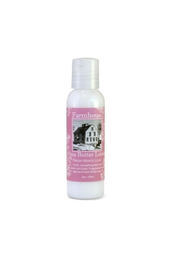 Sweet Grass Farm White-Lilac Travel Lotion - Alternate List Image