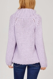 Sweet Journey Chunky Knit Sweater - Front full body