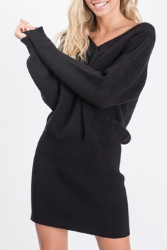 Sweet Lovely Tunic Sweater Dress - Product List Image