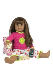 Sweet P. DOLL STUDIO Backrest  Pajama Toy Set - Product Mini Image