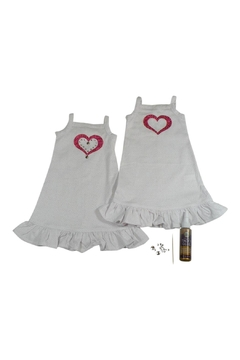 Shoptiques Product: Birthday-Craft Nightgown-Heart