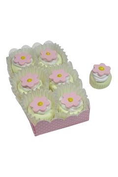 Shoptiques Product: Doll Cupcake Pink-Flower