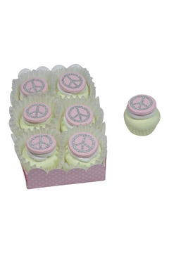 Shoptiques Product: Pink Doll Cupcake