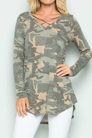Sweet Pea Criss-Cross Tunic - Product Mini Image