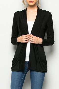 Shoptiques Product: Lightweight Jersey Cardigan