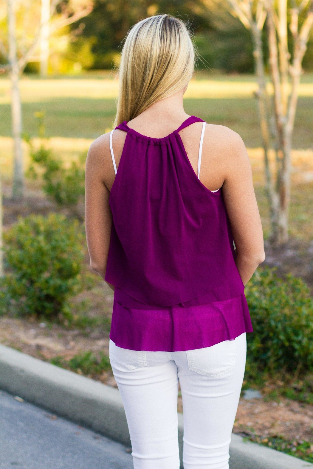 Sweet Pea Tier Expandable Back - Front Full Image